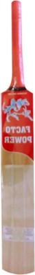 Facto Power Assorted Poplar Willow Cricket  Bat (Harrow, 900-1050 g)