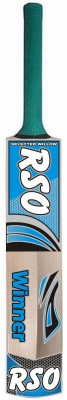 RSO BATRSO-B Poplar Willow Cricket  Bat (Short Handle, 980 g)
