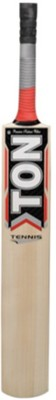 SS TON Tennis Kashmir Willow Cricket  Bat (Short Handle, 700-1200 g)