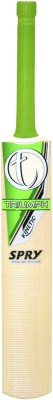 Triumph New Kinetic Spry English Willow Cricket  Bat (Short Handle, 1100-1280 g)