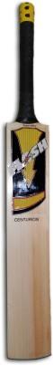 FLASH CENTURION English Willow Cricket  Bat (34 inch, 1130 g)