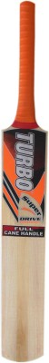 TURBO SUPER DRIVE (THICK BLADE) Poplar Willow Cricket  Bat (Short Handle, 1000 - 1050 g)