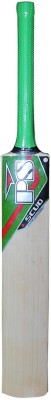 Pilot Sports Company Scus Kashmir Willow Cricket  Bat (Short Handle, 1250-1300 g)