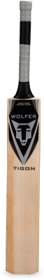 Wolfer Tigon English Willow Cricket  Bat (Short Handle, 1000-1300 g)