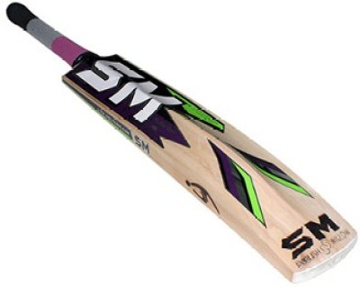 SM Pintu Sway English Willow Cricket  Bat (Harrow, 900 - 2000 g)
