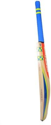 Gray Nicolls Omega XRD GN 1.5 English Willow Cricket  Bat (Short Handle, 1200-1500 g)