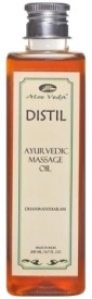 Aloe Veda Dhanwantharam Distil Ayurvedic Massage Oil - 200 Ml