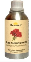 Devinez Rose Geranium Essential Oil, 100% Pure, Natural & Undiluted, 500-2132 (500 Ml)