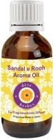 Deve Herbes Sandal -E- Rooh Aroma Oil - 30ml (Fragrance Made In Spain) (30 Ml)