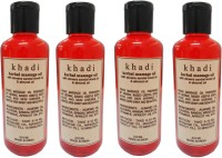 Khadi Massage Oil With Alovera Sandalwood Oil & Almond Oil (840 Ml)