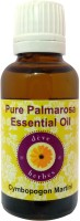 Deve Herbes Pure Palmarosa Essential Oil - Cymbopogon Martini (30 Ml)