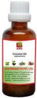 AOS Products 100% Pure Coconut Oil (500 Ml)
