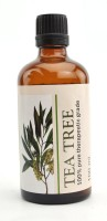 Karmakara 100% Pure Therapeutic Grade Undiluted Essential Oils In 100 Ml Bottles-Tea Tree (100 Ml)