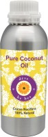 Deve Herbes Pure Coconut Oil 630ml - Cocus Nucifera 100% Natural Cold Pressed (630 Ml)