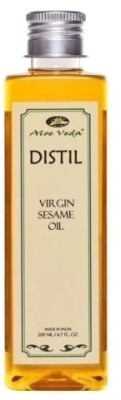 Aloe Veda Distil Virgin Sesame Oil