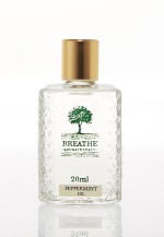 Breathe Aromatherapy Peppermint Oil