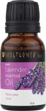 Soulflower Essential Oil Lavender