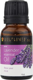 Soulflower Essential Oil Lavender