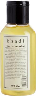 Buy Khadi Sweet Almond Oil: Bath Essential Oil