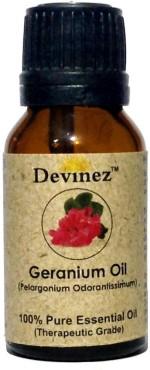 Devinez 15 2046, Geranium Essential Oil, 100% Pure, Natural & Undiluted