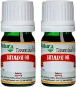 Natura Jatamansi Natural Essential Oil pack of 2