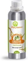 Joybynature Organic Cold Pressed Castor Carrier Oil (250 Ml)