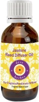 Deve Herbes Jasmine Reed Diffuser Oil - 30ml (Fragrance Made In Spain) (30 Ml)