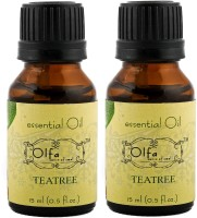 Olfa Tea Tree Essential Oil Combo(Pack Of 2)-15ml+15ml (30 Ml)