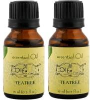 Olfa Tea Tree Essential Oil Combo(Pack Of 2)-15ml+15ml (30 Ml)
