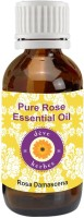 DèVe Herbes Pure Rose Essential Oil 2ml (Rosa Damascena) 100% Pure & Natural (2 Ml)