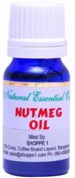 Shoppe 1 Nutmeg Natural Essential Oil
