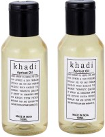 Khadi Herbal Apricot Oil (Twin Pack ) (200 Ml)