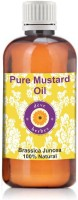 DèVe Herbes Pure Mustard Oil 100ml (Brassica Juncea) (100 Ml)