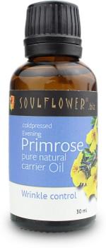 Soulflower Coldpressed Evening Primrose Carrier Oil