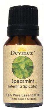 Devinez 15 2033, Spearmint Essential Oil, 100% Pure, Natural & Undiluted
