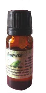God Bless U 100% Pure LEMONGRASS Essential Oil