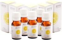 Aroma Treasures Orange Essential Oil 10ml (Pack Of 5) (50 Ml)
