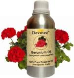 Devinez 500 2046, Geranium Essential Oil, 100% Pure, Natural & Undiluted