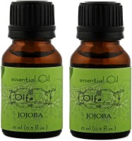 Olfa Jojoba Essential Oil Combo(Pack Of 2) 15ml+15ml (30 Ml)