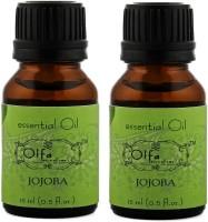 Olfa Jojoba Essential Oil Combo(Pack Of 2) 15ml+15ml (30 Ml)