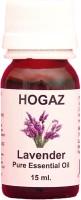 Hogaz Lavender Pure Aroma Essential Oil (15 Ml)
