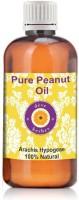 DèVe Herbes Pure Peanut Oil 100ml (Arachis Hypogeae) (100 Ml)