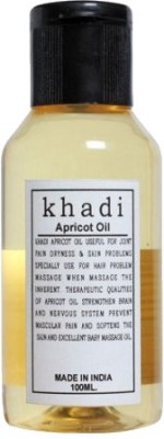 Buy Khadi Apricot Oil: Bath Essential Oil