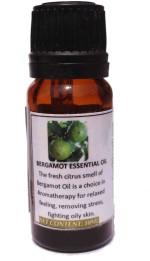 God Bless U 100% Pure Bergamot Essential Oil