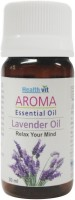 Healthvit Aroma Lavender Essential Oil Relaxes Mind (30 Ml)