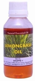 Shoppe 1 Lemongrass Natural Essential Oil