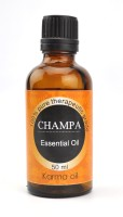 Karmakara 100% Pure Therapeutic Grade Undiluted Essential Oils In 50 Ml Bottles-Champa Aroma Oil (50 Ml)