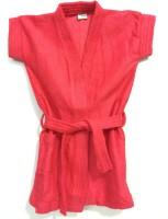Spicy Style Red Size 'XL' Bath Robe (Bath Robe, For: Girls, Boys, Red)