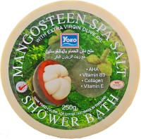 Yoko Mangosteen Spa Salt Shower Bath (250 G)