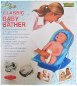Kids Zone Classic Bather Baby Bath Seat - Blue